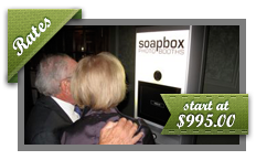 Photo Booth Rates Toronto Rental Prices Soapbox Booths